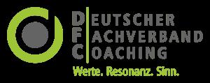 Mitglied Deutscher Fachverband Coaching - Werte Resonanz Sinn